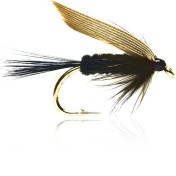 Fulling Mill Nassfliege - Black Gnat