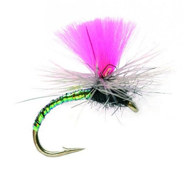 Fulling Mill Trockenfliege - Greased Lightning Pink