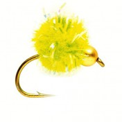 Fulling Mill Nymphe - Krystal Egg Golden Nugget Chartreuse
