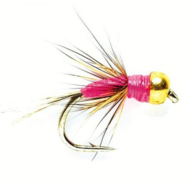 Fulling Mill Nymphe - Grayling Pink