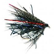 Fulling Mill Nassfliege - Straggler Black UV