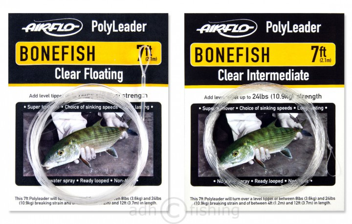 Airflo Bonefish Polyleader 7 ft