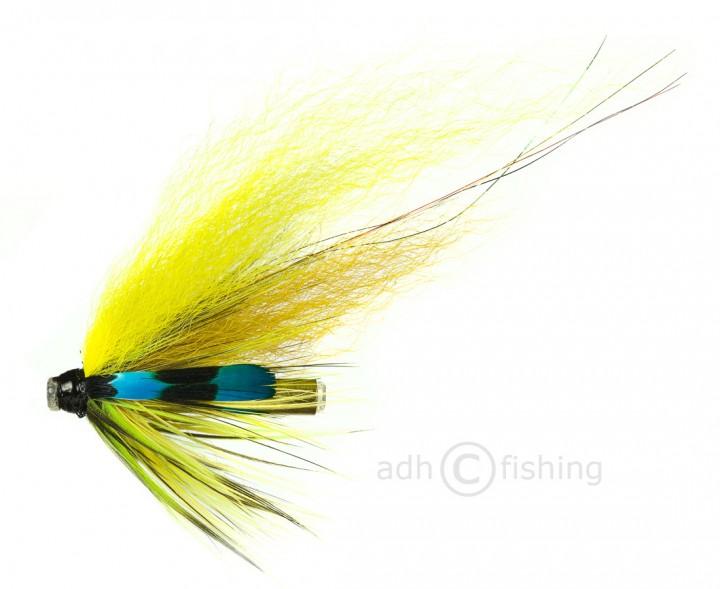Tubenfliege in Premiumqualität - Blue Eyed Yellow