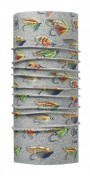 Buff Salmon Flies Kopf- bzw. Multifunktionstuch