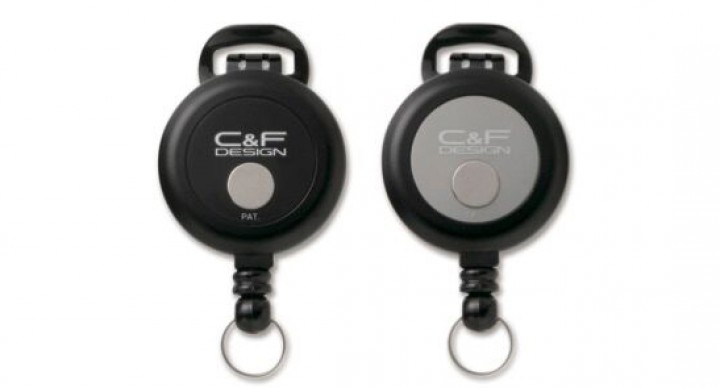 C&F Design CFA-72 Flex Pin-On Reel Ausziehrolle