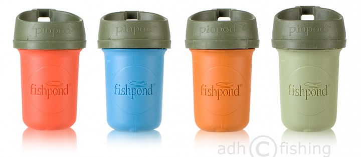 Fishpond Pack it out Pio Pod Abfallbehälter