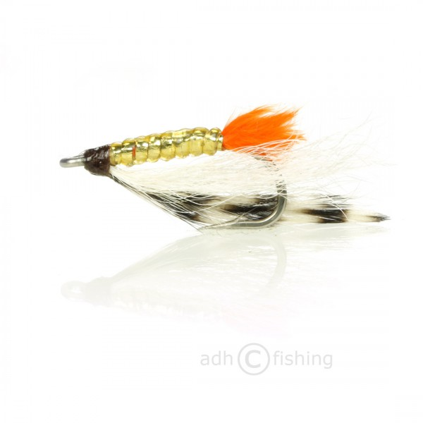 Fulling Mill Streamer - Crazy Charlie Special