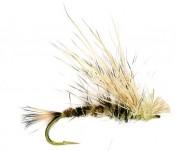 Fulling Mill Trockenfliege - Mayfly Emerger Barbless