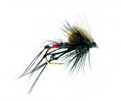 Fulling Mill Trockenfliege - Hopper CDC Schwarz