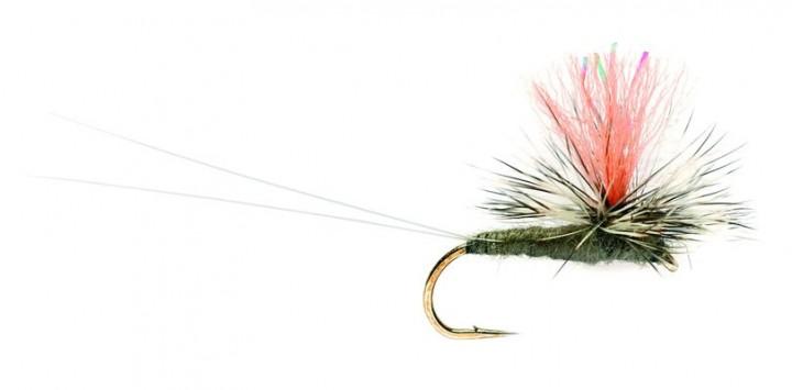 Fulling Mill Trockenfliege - Parachute Twinkling Gulper