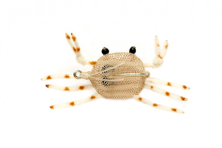 Fulling Mill Salzwasserfliege - Alphonse Crab