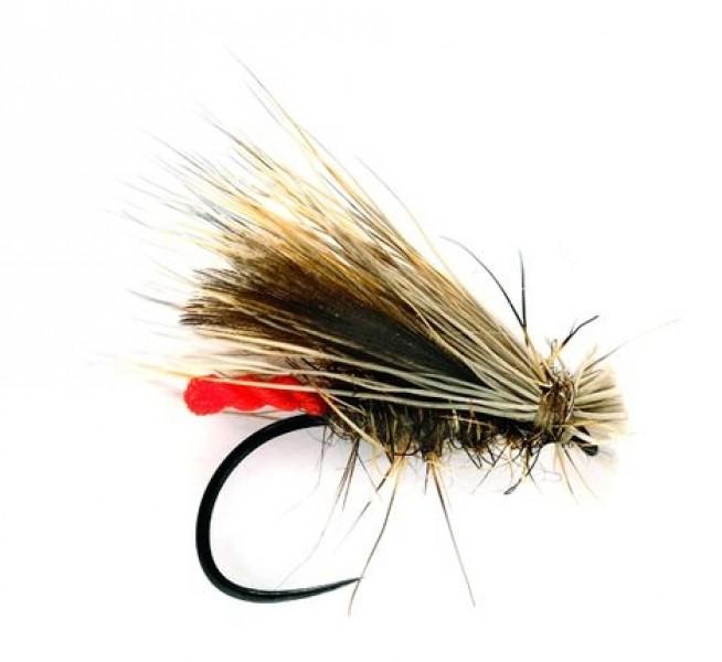 Fulling Mill Trockenfliege - Championship Caddis Barbless