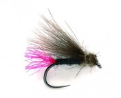 Fulling Mill Trockenfliege - CDC Red Tag Barbless