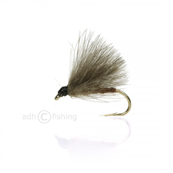 Fulling Mill Trockenfliege - CDC Brown