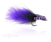 Fulling Mill Salzwasserfliege - Floating Toad Purple