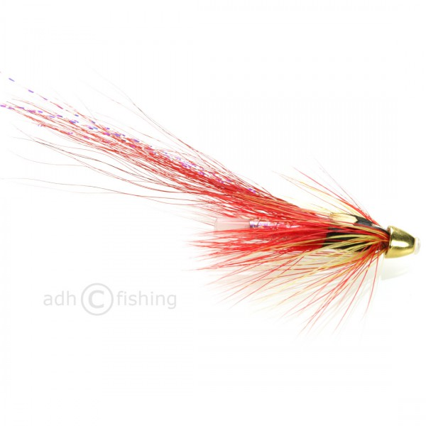 Fulling Mill Tubenfliege - Flamethrower Red