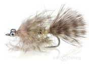 Fulling Mill Meerforellenfliege - Magnus Tan Single