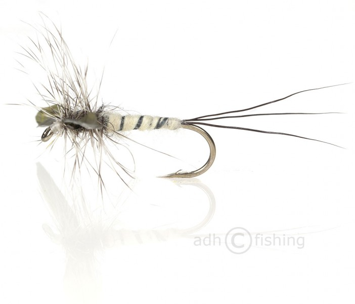 Fulling Mill Trockenfliege - Mayfly Spinner