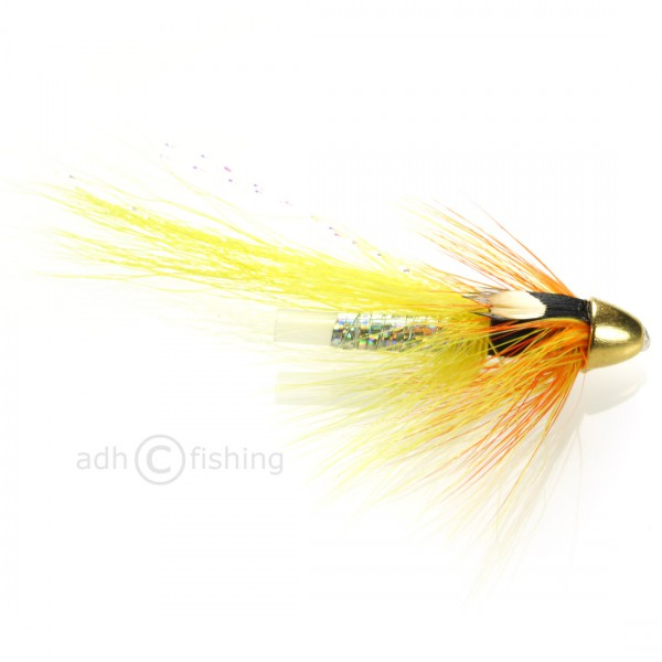 Fulling Mill Tubenfliege - Flamethrower Yellow