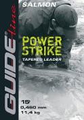Guideline Power Strike Salmon - tapered leader