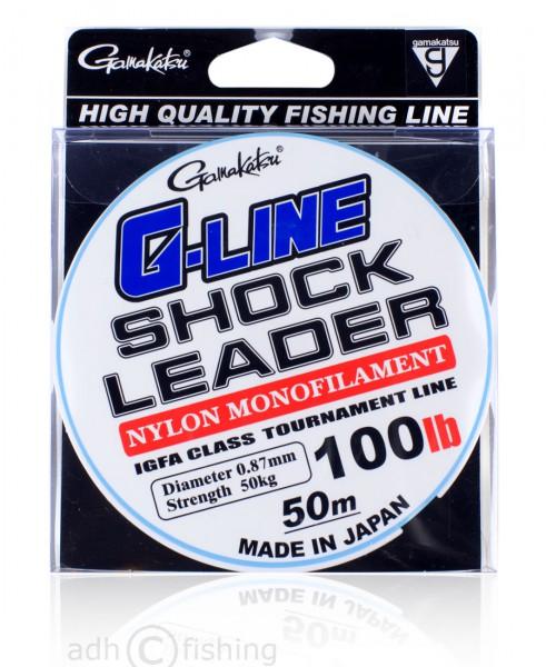 Gamakatsu G-Line Shock Leader