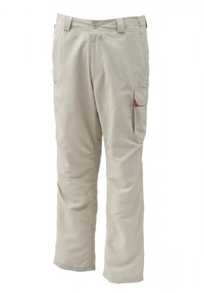Simms Guide Pant front khaki