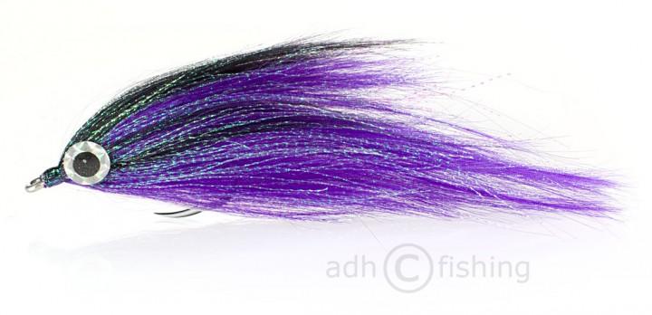 H2O Salzwasserfliege - Magnetic Minnow lila