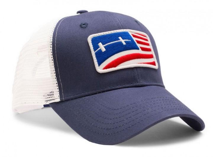 Hatch Flag Trucker Cap
