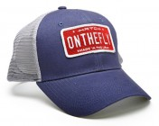 Hatch On The Fly Trucker Cap blau