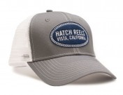 Hatch Vista Trucker Cap grau