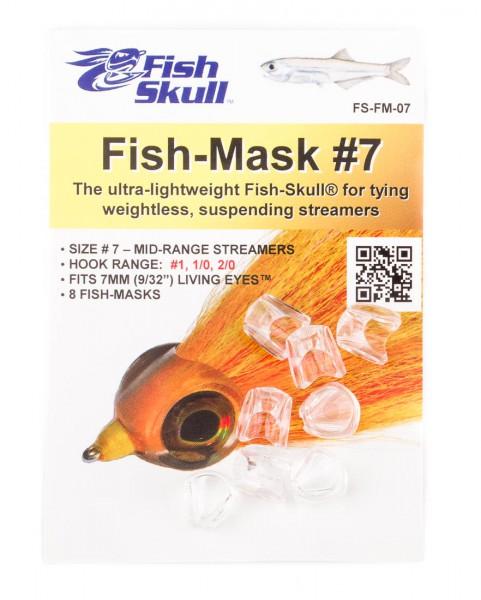 Fish Skull Fish-Mask Köpfe