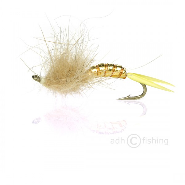 Rainy's Nymphe - Impressionistic Stonefly Sebastiens Yellow