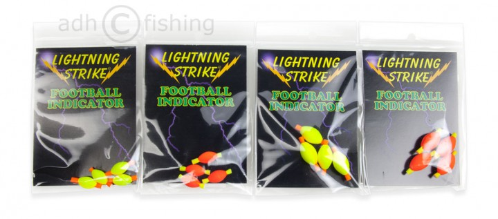 Wapsi Lightning Strike Football Indicator Bissanzeiger