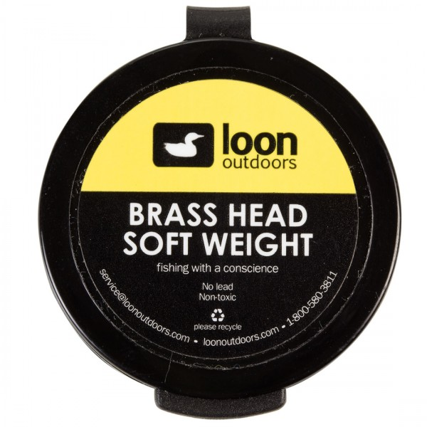 Loon Brass Head Soft Weight