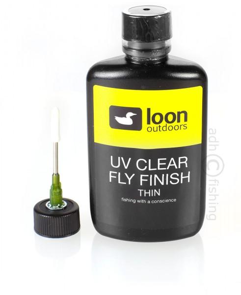 UV Fly Finish thin