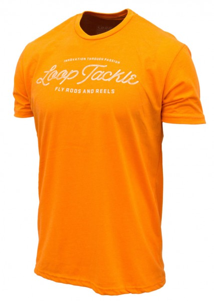 Loop Innovation T-Shirt orange