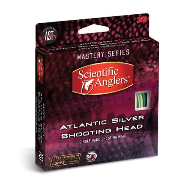 3M Scientific Anglers Atlantic Silver Einhand Schusskopf
