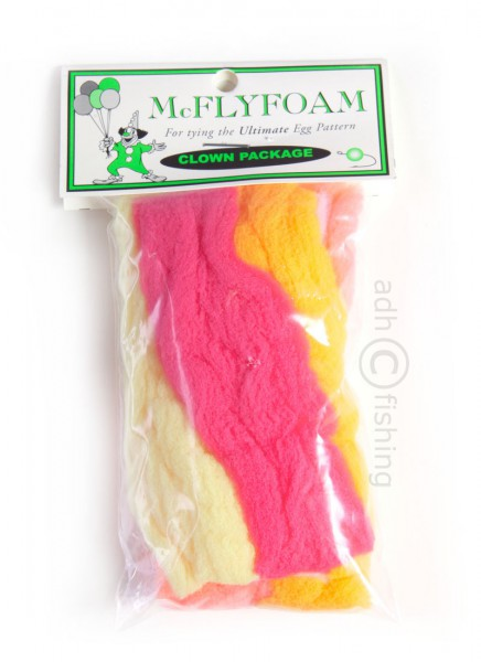 McFlyFoam Clown Package