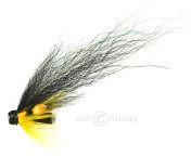 Tubenfliege in Premiumqualität - Micro Yellow Hackle