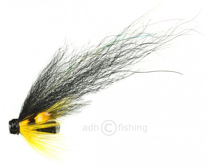 Ulf Sill Style Tubenfliege in Premiumqualität - Micro Yellow Hackle