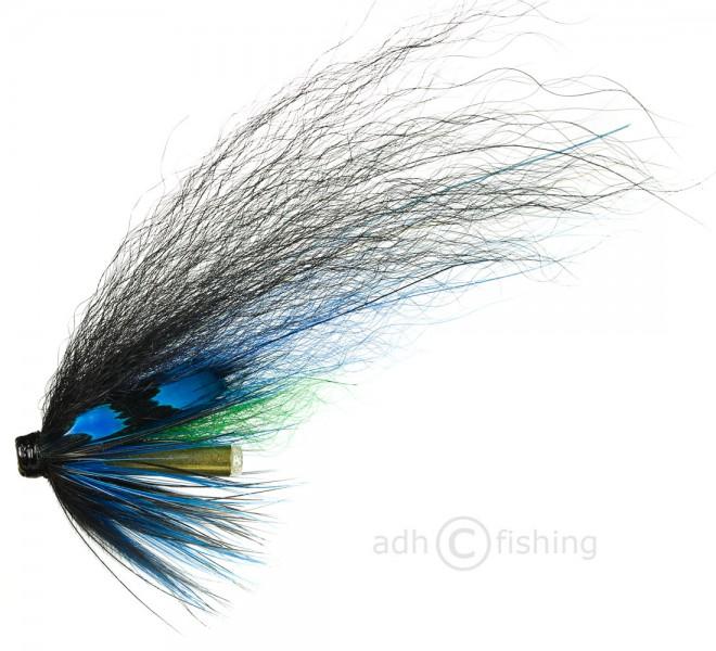 Ulf Sill Style Tubenfliege in Premiumqualität - Midnight Blue
