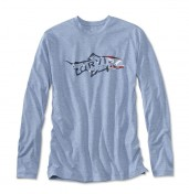 Orvis American Trout Drirelease LS Langarmhemd