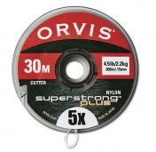Orvis Super Strong Plus Nylon Vorfachmaterial auf Spule