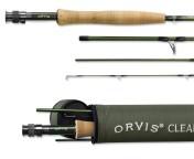 Orvis Clearwater Einhand Fliegenruten