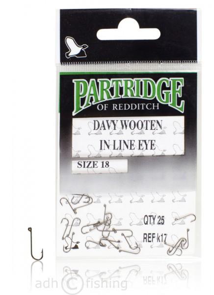 Partridge K17 Davy Wotton In Line Eye