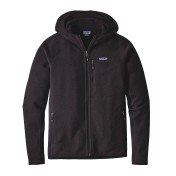 Patagonia Performance Better Sweater Fleece Hoody Jacke BLK