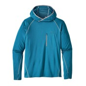 Patagonia Sunshade Technical Hoody Langarmhemd filter blue