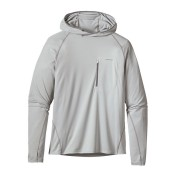 Patagonia Sunshade Technical Hoody Langarmhemd tailored grey