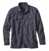 Patagonia All Season Field Shirt Langarmhemd smolder blue