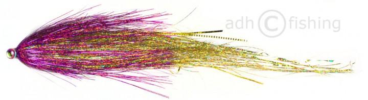 Bauer Pike Tube Hechttubenfliege Caramel 507